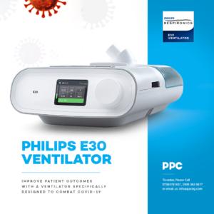 Ventilator Rework